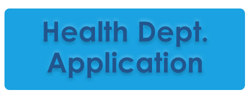 Health Depart Application