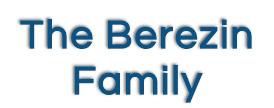 Berezin Family