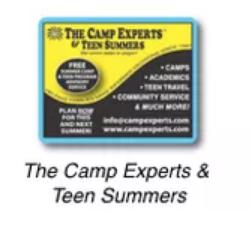 The Camp Lady Logo