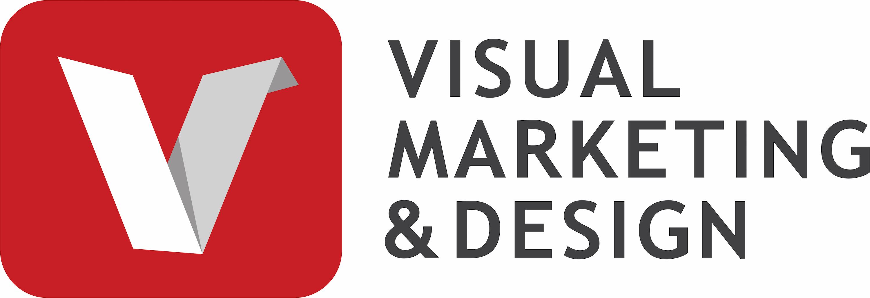Visual Marketing and Design Logo