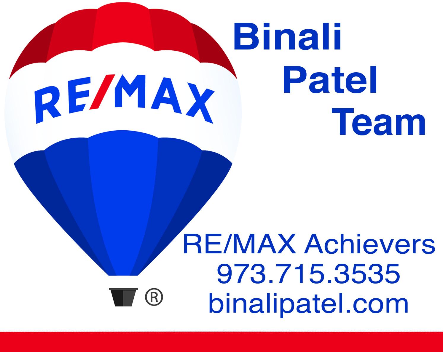 Binali Patel Logo