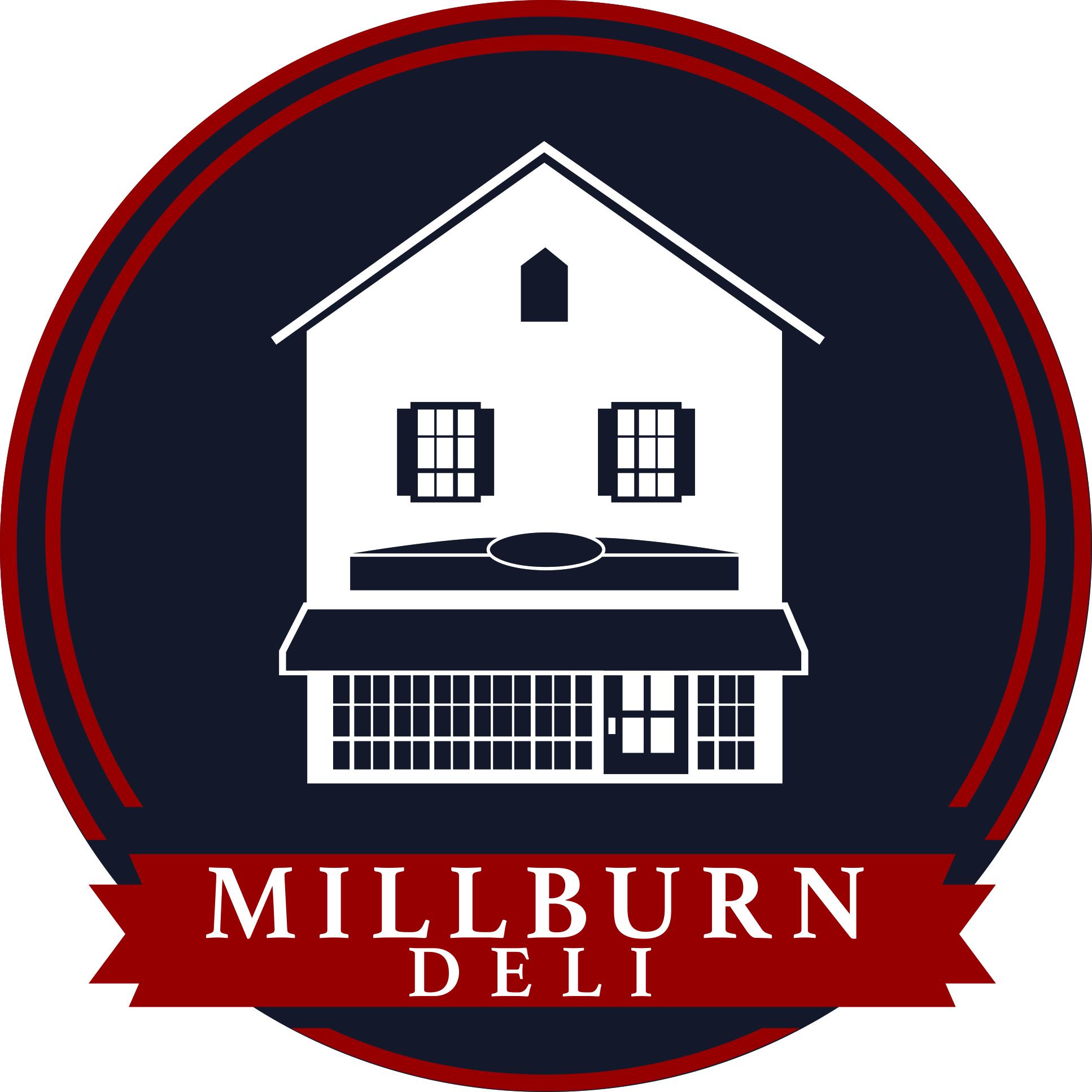 Millburn Deli Logo